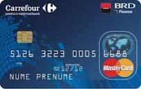 Promotie la cardul de credit BRD Finance Carrefour