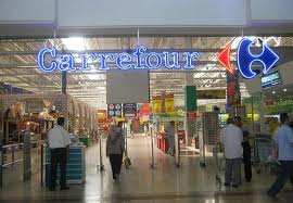 Carrefour a deschis un supermarket in Iasi