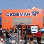 Nou magazin Dedeman in Tulcea