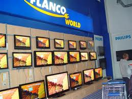 Flanco a deschis un magazin in Campina